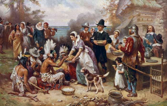 Thanksgiving day Meaning and History