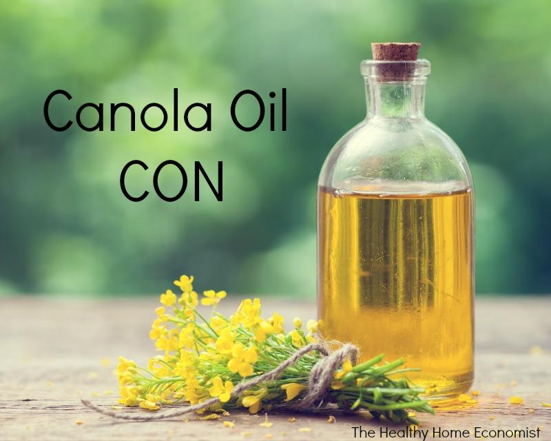 Canole oil