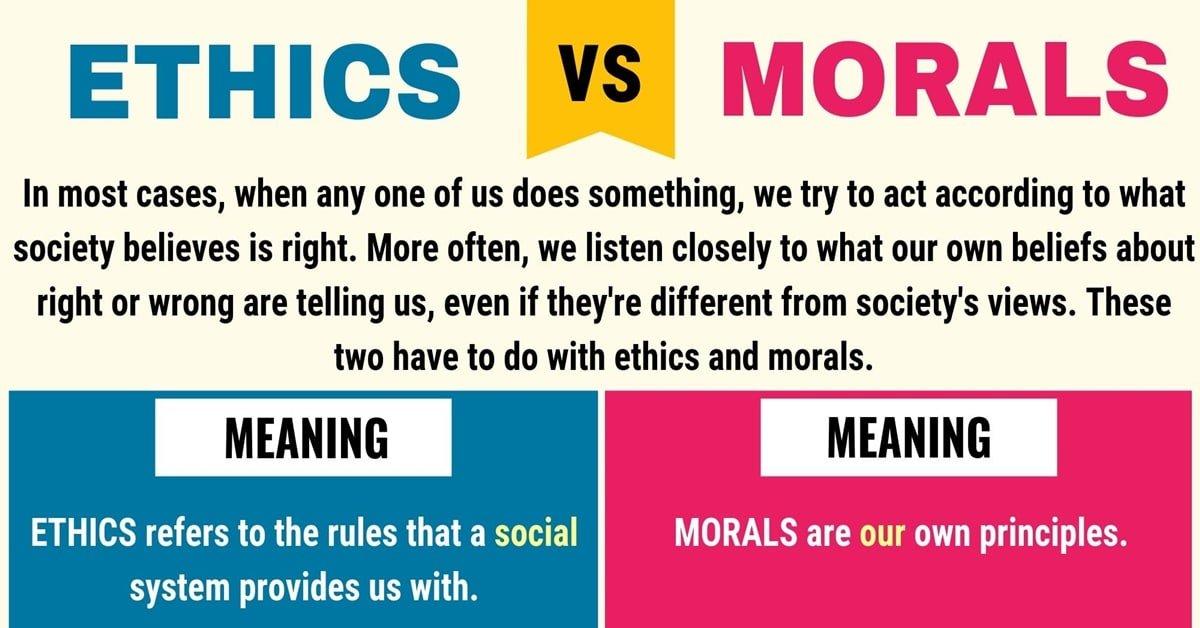 Ethics-Morals